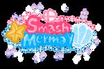 Smash Mermay logo by ninpeachlover
