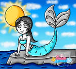 Smash Mermay-Wii Fit Trainer