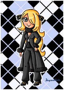 Cynthia remake