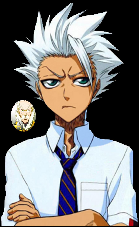 ... Toshiro Hitsugaya (School clothes) Render by AnimeSennin - toshiro_hitsugaya_render_by_animesennin-d5jokr8