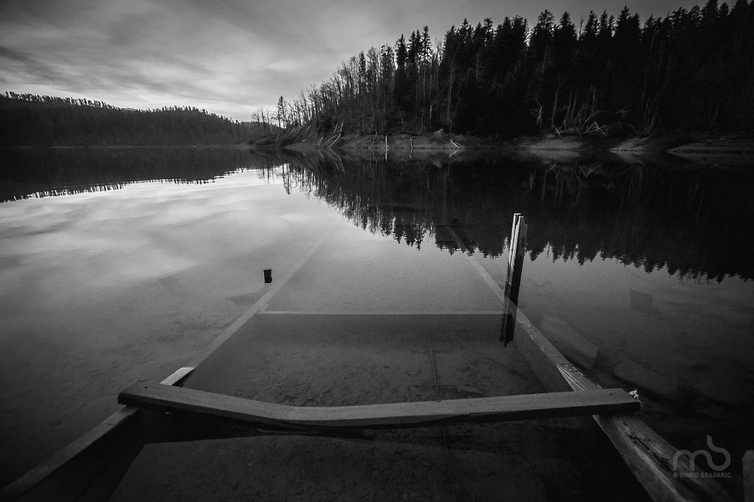 Stillness I by darkmatter257