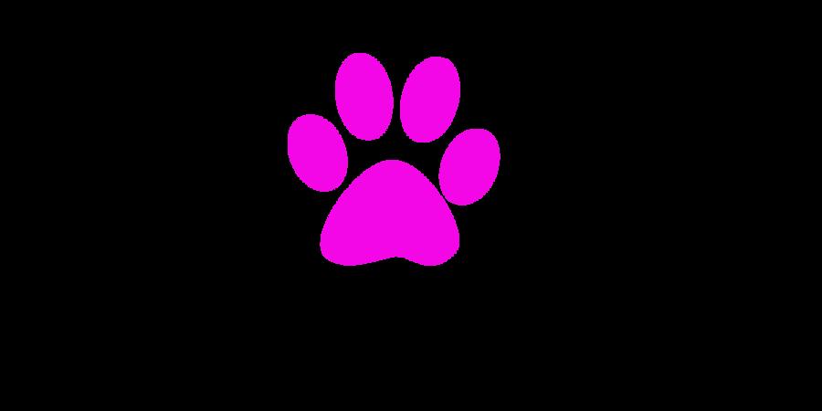 Dibujo de patita de perro - Imagui