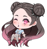 Commission :: Cherry