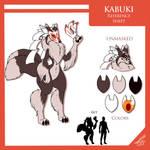 Kabuki Reference Sheet
