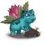 Ivysaur - #002