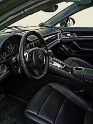 Porsche Panamera Interior (New Edit) by RYDEEN-05-2