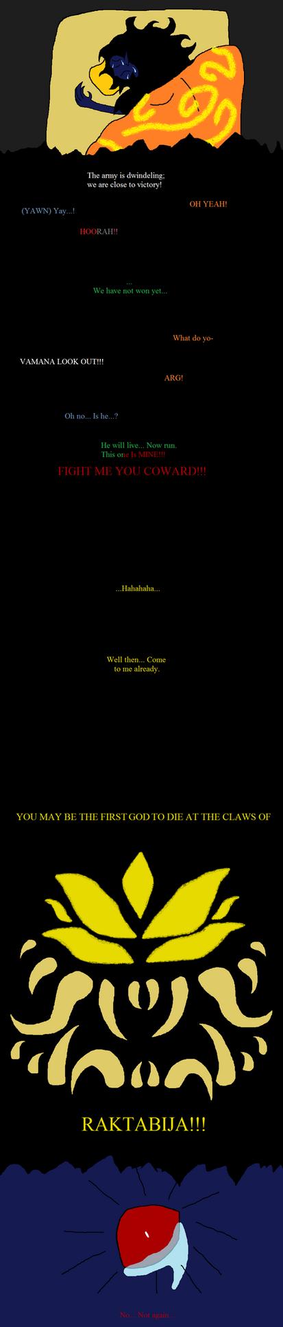 Raktabija preview for SMITE by TORVUSANDFRIENDS