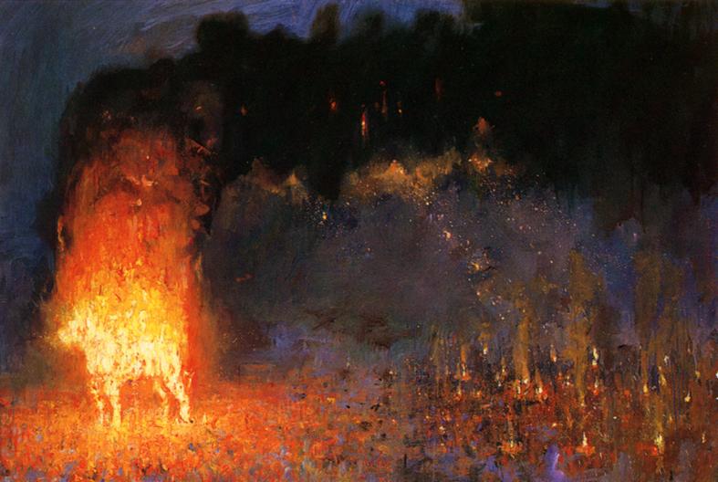 1996 BD by SVerykios-Paintings