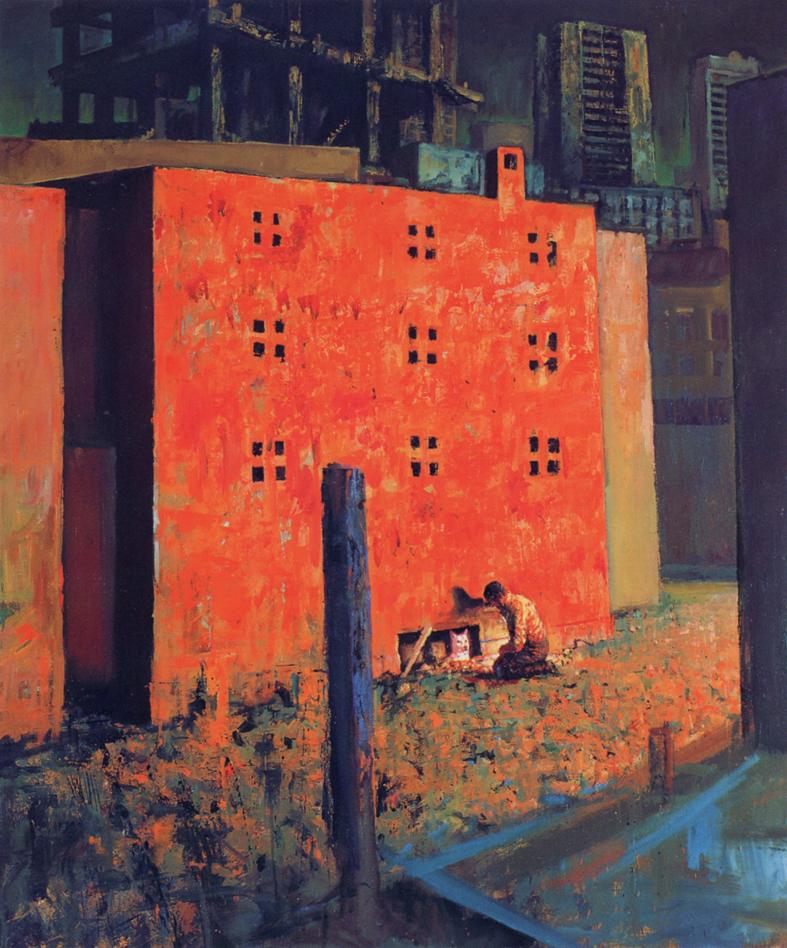 1996 F by SVerykios-Paintings