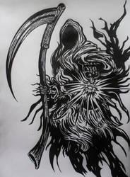 Grimm Reaper by BikerDA