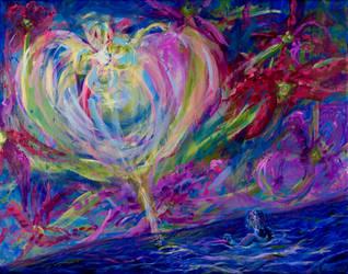Joy Inbound by PaintingsByFrancois