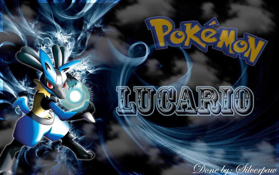 Lucario Wallpaper By Silverpaw99 XAliceXMegaLucario