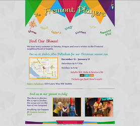 Fremont Players - shows page by AEtherPie