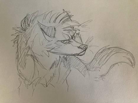 quickdeath the sketchwolf