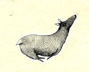 oh deer by Pah