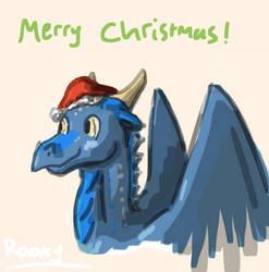 Merry Christmas! by raaky-draws