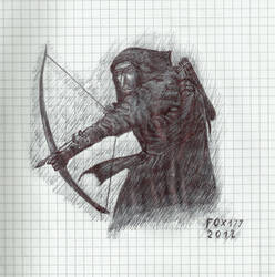 Garrett by Deus-Fox