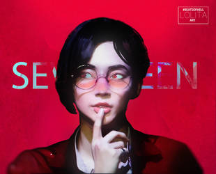 JEONGHAN by PalomaGouthier