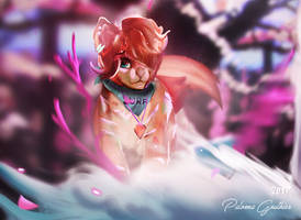 Leo : Commission by PalomaGouthier