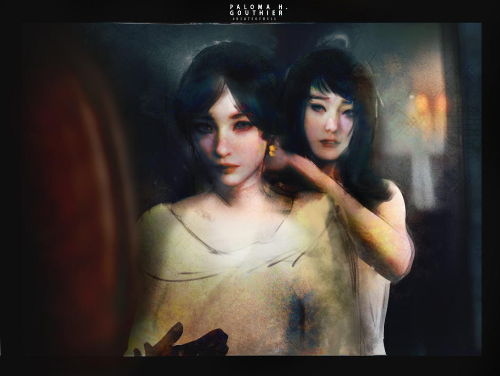 Reflection by PalomaGouthier