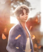 Namjoon by PalomaGouthier