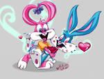 Bunny bunny buster bunny