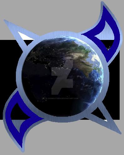 U.S.A.K.U Emblem by AnimeCitizen