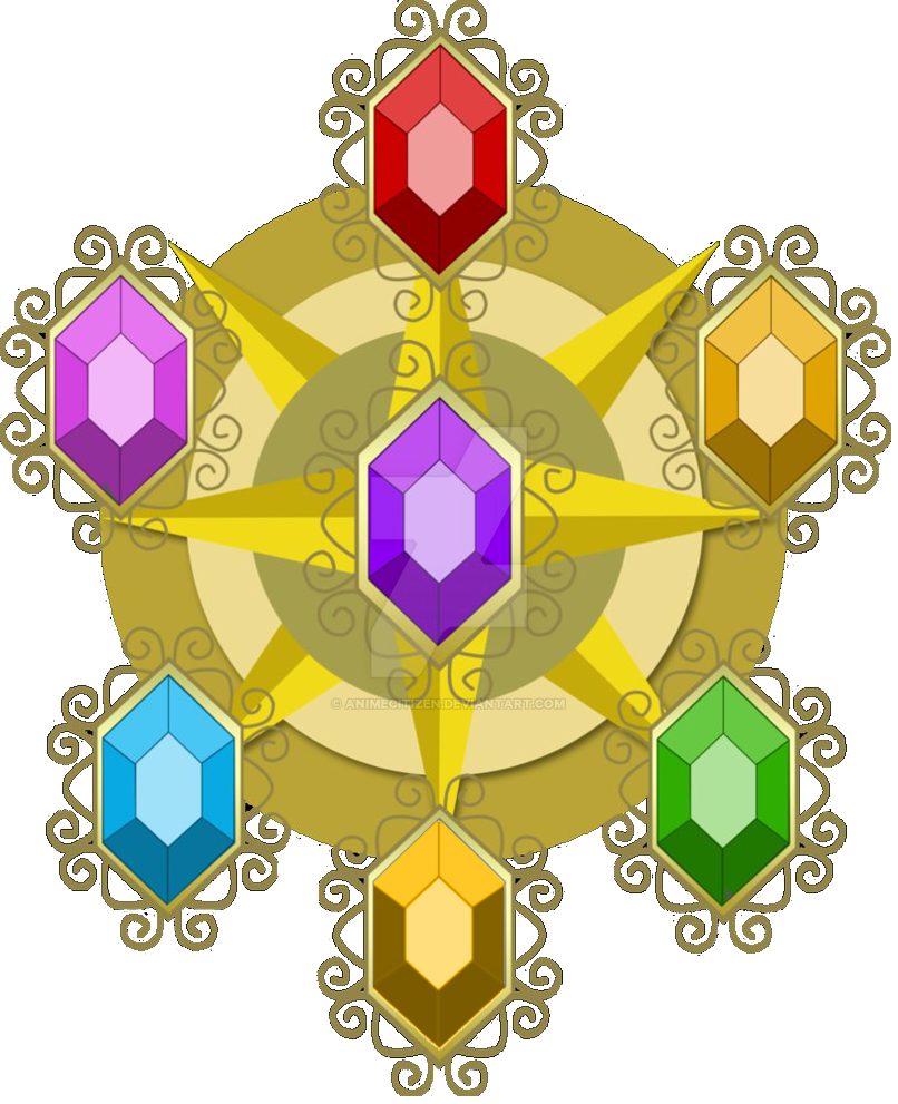The 7 Elements Of Harmony By AnimeCitizen On DeviantArt