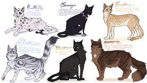 warrior cats designs #4