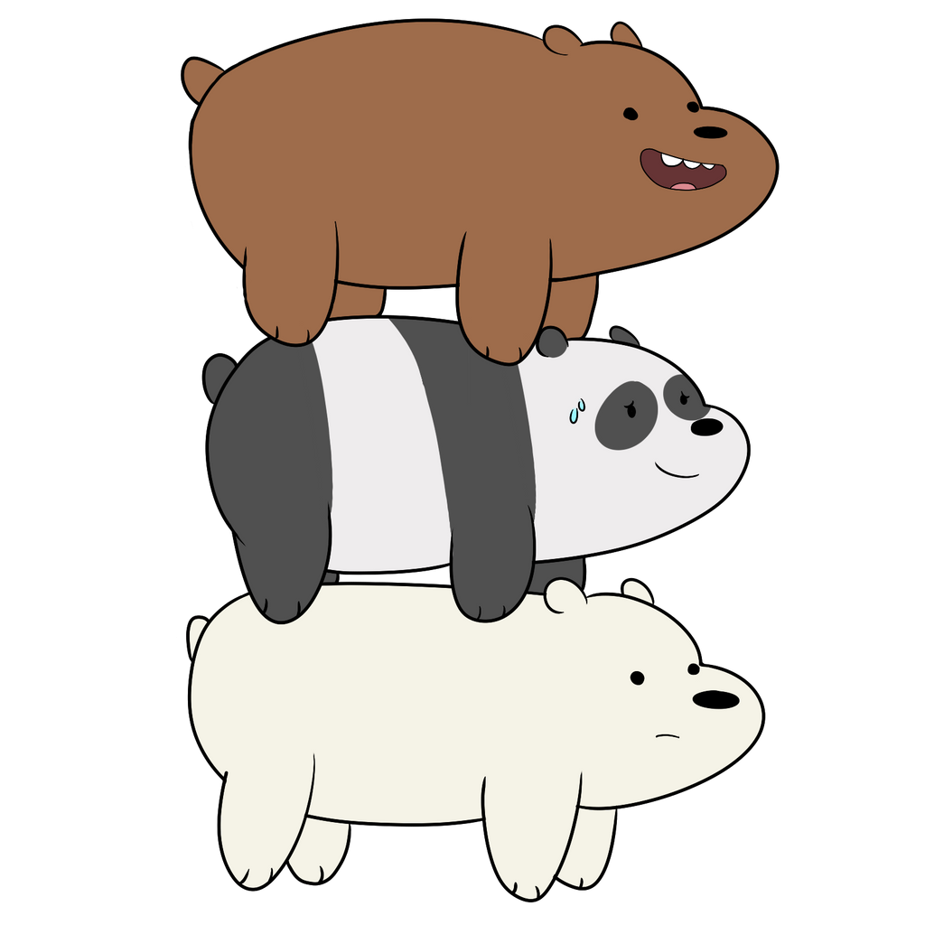 We Bare Bears By Tokaliz On Deviantart