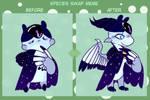 Creature Crossing Species Swap Meme 2