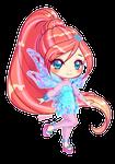 Winx - Bloom Tynix Chibi