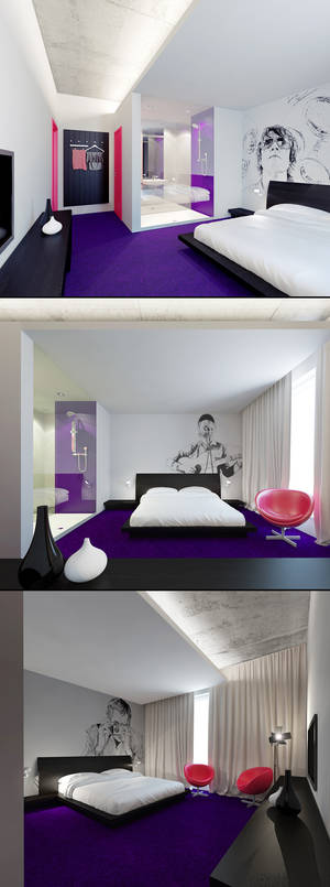 Boutique - Hotel Hollywood(rooms)
