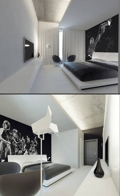 Boutique - Hotel Hollywood (room in a hotel)