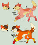 Wolf adoptables (OPEN)