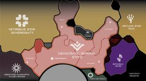 Stellaris - Democratic Suramo State Political Map