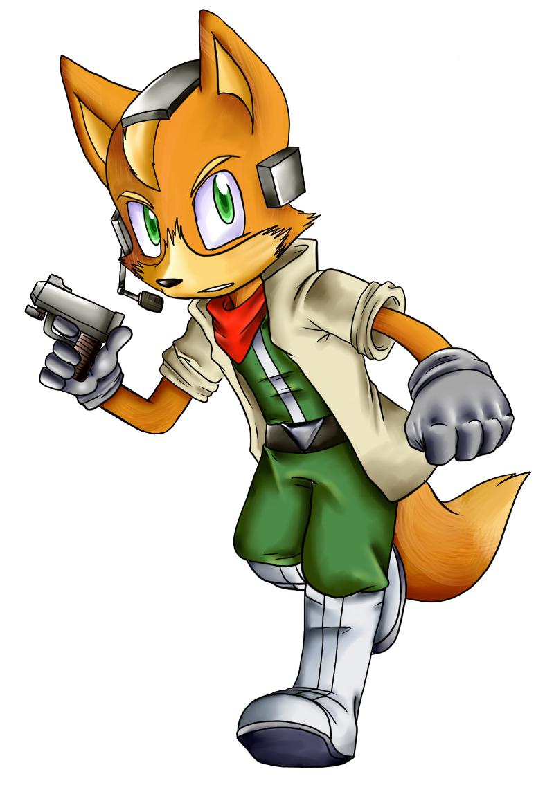 Nvc Conceptual Fox Mccloud By Chicaaaaa On Deviantart