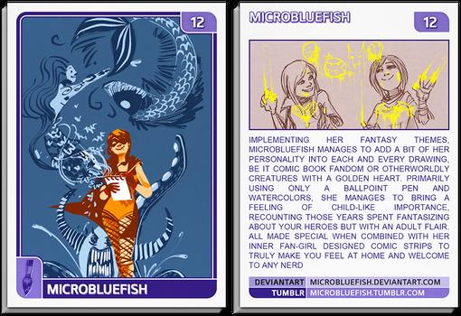 MicroBlueFish: Illustration (12)