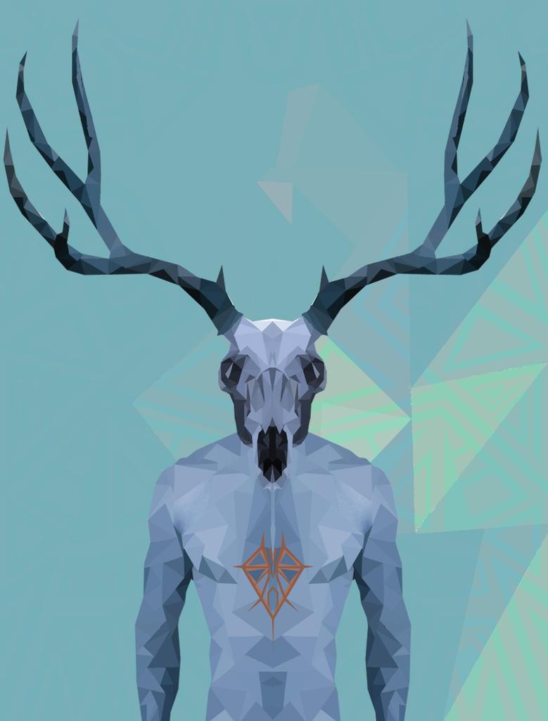 Antlers by 1CrazyCactus