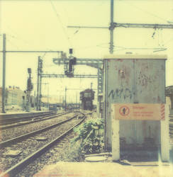 Last Train Station by MoiMM