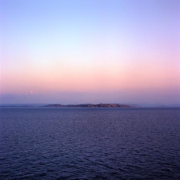 Corse Sunset by MoiMM