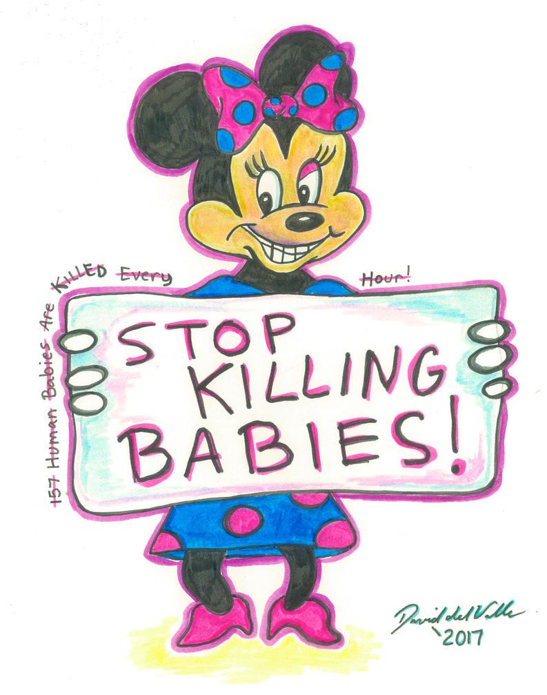 Women's Rights Minnie by SlimyboyDave