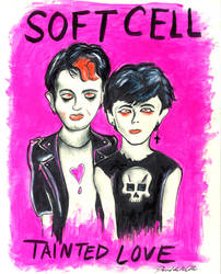 SOFT CELL by SlimyboyDave