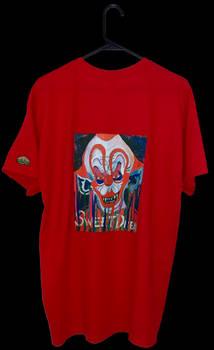 Kandykorn X Slimyburger - Blood Red Killer Klown