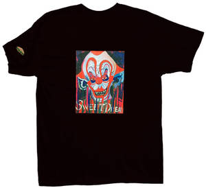 Kandykorn X Slimyburger - Jet Black Killer Klown