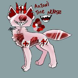 Antoni The Nurse(aka jellocat nurse)