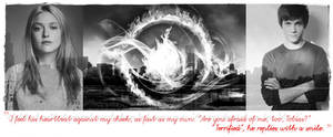 Divergent, Tobias and Tris by Sara-tan