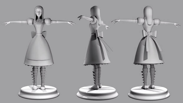 Alice from Alice Madness Returns