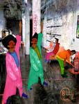 Children of God (Lubaina Himid Tribute) by BlitzBombStudios