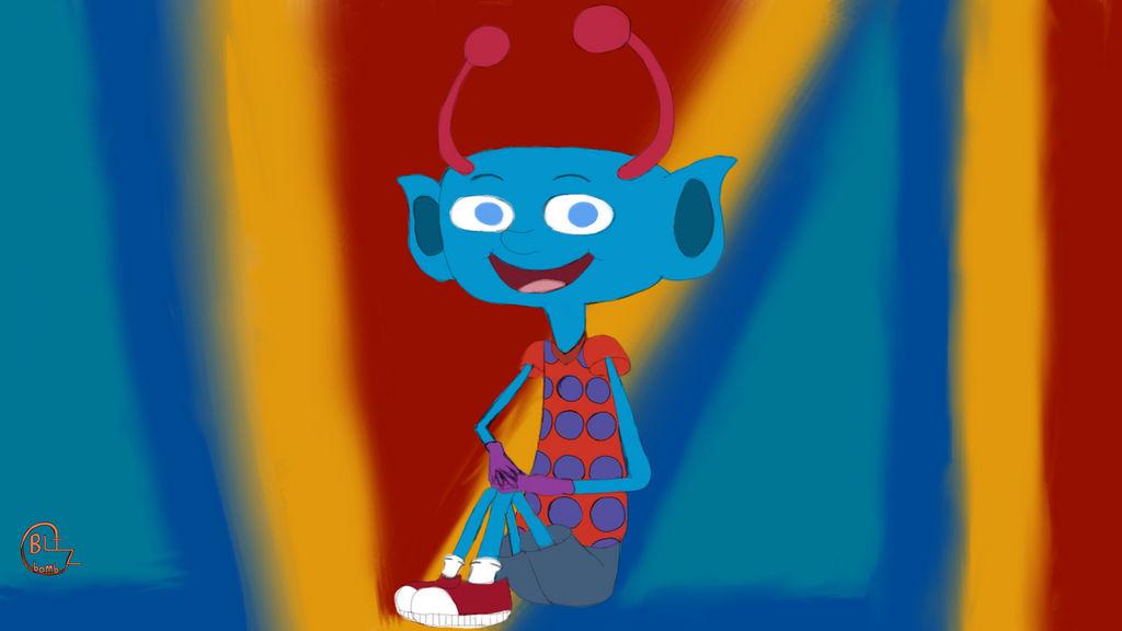 Lenny Bostin Art Jam 29 (Jelly's Day)